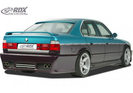 RDX Spoiler posteriore BMW 5-series E34 sedan