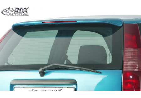 RDX Spoiler tetto FIAT Punto 1 with LED-Brake lights RDDS026