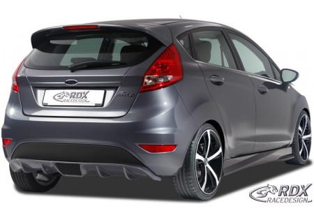 RDX Spoiler tetto FORD Fiesta MK7 JA8 JR8 2008+ RST-Look