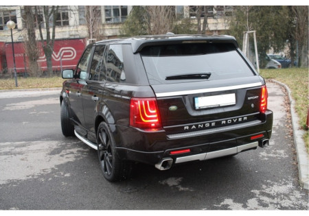 spoiler tetto Range Rover Sport L320 2005-2009 Aubiography Design