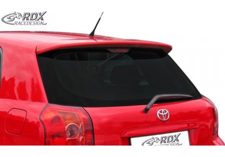 RDX Spoiler tetto TOYOTA Corolla E12 T Sport Look