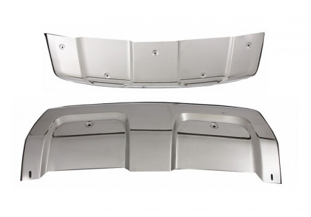 protezioni sottoscocca Sills paraurti Protection Guards Range Rover Sport (L494) (2014-up)
