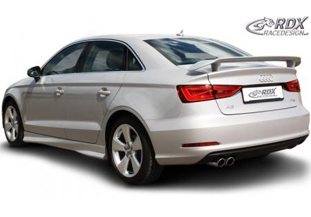 RDX Spoiler posteriore Audi A3 berlina 8VS & Convertible 8V7