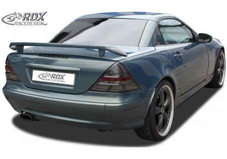 RDX Spoiler posteriore MERCEDES SLK R170 all models