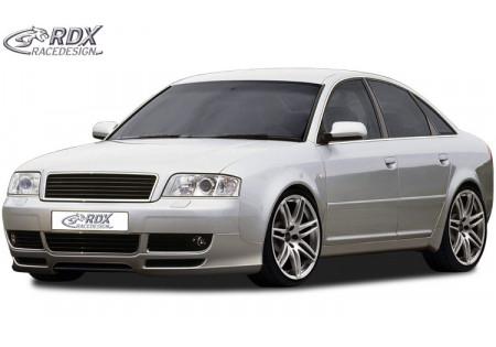 RDX Front Spoiler AUDI A6 4B C5 2001-2004 RDFA005