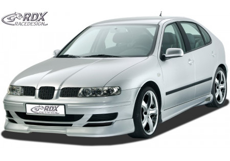 RDX Front Spoiler SEAT Leon 1M & Toledo 1M