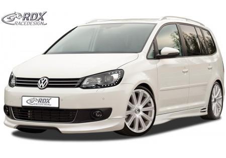 RDX Front Spoiler VW Touran 1T1 Facelift 2011+ RDFA018