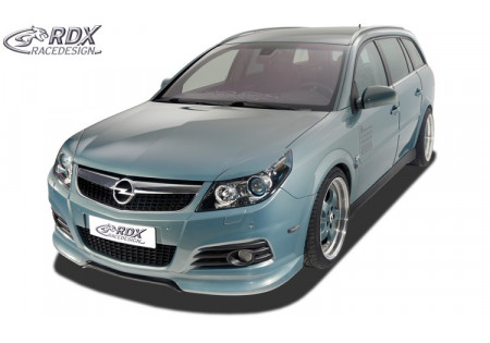 RDX Front Spoiler Opel Vectra C Facelift 2006+ & Signum