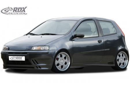 RDX Front Spoiler FIAT Punto 2 RDFA034
