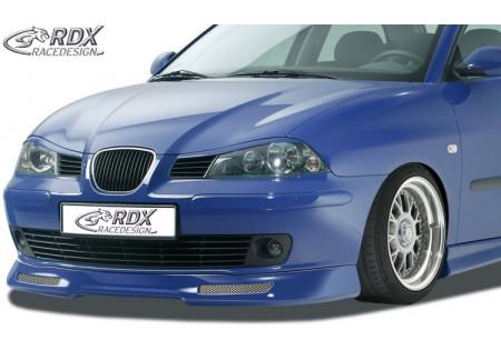 RDX Front Spoiler SEAT Ibiza 6L -2006 & Cordoba 6L