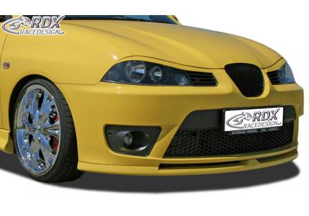 RDX Front Spoiler SEAT Ibiza 6L Cupra