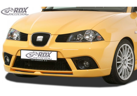 RDX Front Spoiler SEAT Ibiza 6L FR / Facelift RDFA037N