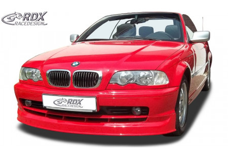 RDX Front Spoiler BMW 3-series E46 Coupe / Cabrio -2003