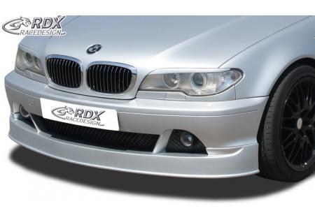 RDX Front Spoiler BMW 3-series E46 Coupe / Convertible 2003+