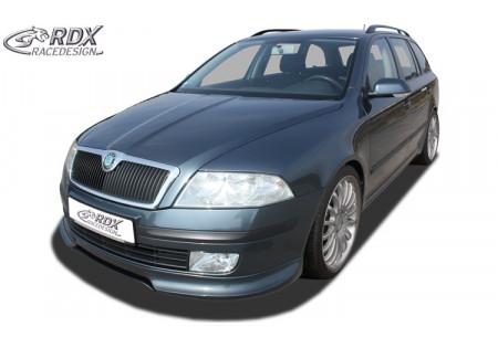 RDX Front Spoiler Skoda Octavia 1Z -2008