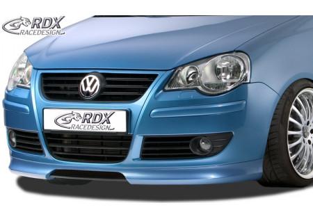 RDX Front Spoiler VW Polo 9N3