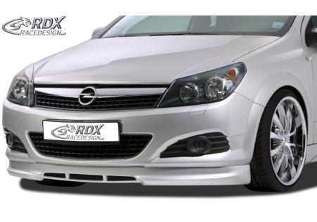 RDX Front Spoiler OPEL Astra H GTC