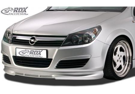 RDX Front Spoiler OPEL Astra H 4/5-doors RDFA091