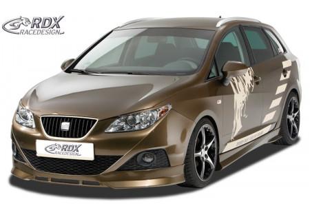 RDX Front Spoiler SEAT Ibiza 6J / 6J SC / 6J ST -03/2012 RDFA096