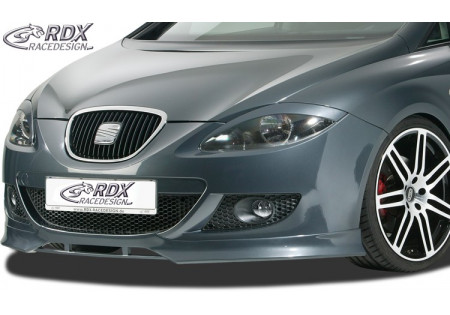 RDX Front Spoiler SEAT Leon 1P -2009