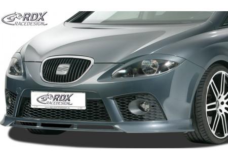 RDX Front Spoiler SEAT Leon 1P FR / Cupra -2009