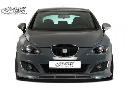 RDX Front Spoiler SEAT Leon 1P 2009+