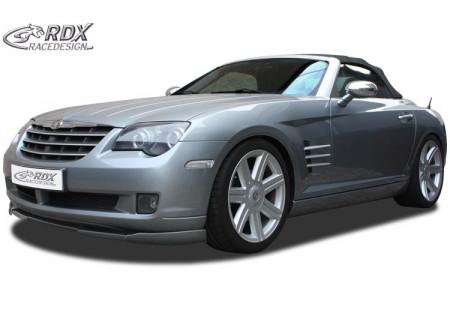 RDX Front Spoiler VARIO-X CHRYSLER Crossfire