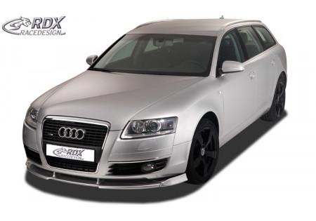 RDX Front Spoiler VARIO-X AUDI A6 4F -2008 RDFAVX30008