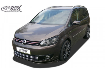 RDX Front Spoiler VARIO-X VW Touran 2011+ / Caddy