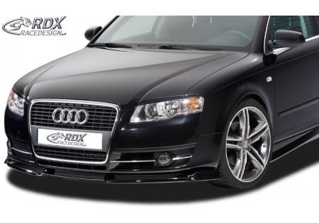 RDX Front Spoiler VARIO-X AUDI A4 8E B7
