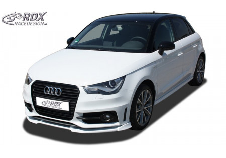 RDX Front Spoiler VARIO-X AUDI A1 8X & 8XA Sportback S-Line RDFAVX30017