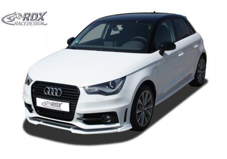 RDX Front Spoiler VARIO-X AUDI A1 8X & 8XA Sportback S-Line