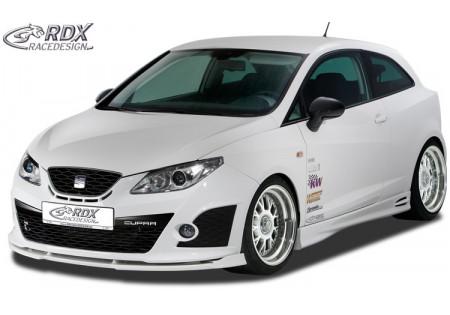 RDX Front Spoiler VARIO-X SEAT Ibiza 6J Cupra & Bocanegra -