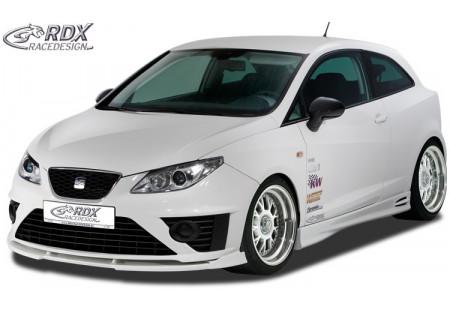 RDX Front Spoiler VARIO-X SEAT Ibiza 6J with SEAT Aerodynam