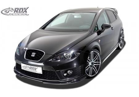 RDX Front Spoiler VARIO-X SEAT Leon 1P Facelift FR & Cupra