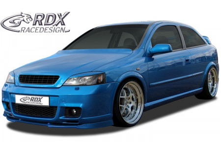 RDX Front Spoiler VARIO-X OPEL Astra G OPC 2