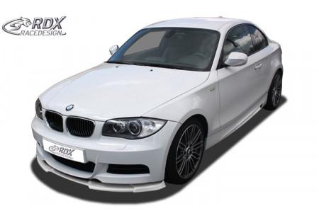 RDX Front Spoiler VARIO-X BMW 1-series E82 / E88 M-Technic