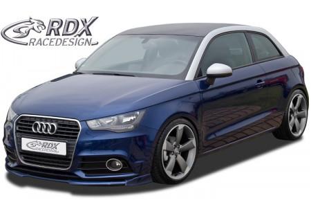 RDX Front Spoiler VARIO-X AUDI A1 8X & A1 8XA Sportback