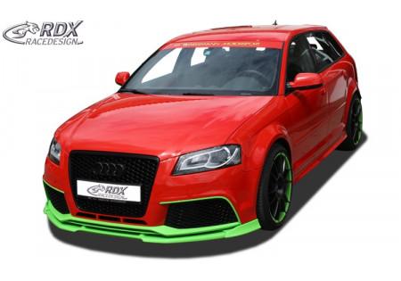 RDX Front Spoiler VARIO-X AUDI RS3 2011+