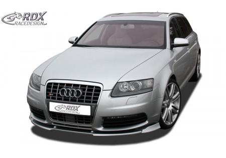 RDX front spoiler VARIO-X AUDI S6 4F