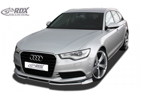 RDX front spoiler VARIO-X AUDI A6 4G C7 RDFAVX30094