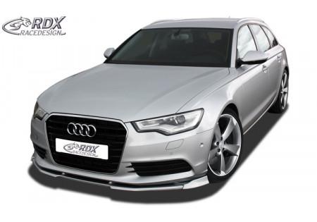 RDX front spoiler VARIO-X AUDI A6 4G C7