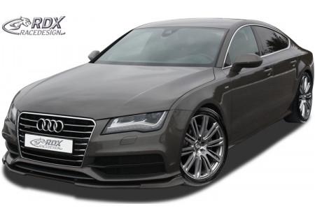 RDX front spoiler VARIO-X AUDI A7 S-Line / S7 RDFAVX30097