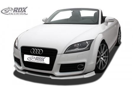 RDX front spoiler VARIO-X AUDI TT 8J -2010 S-Line Front RDFAVX30113