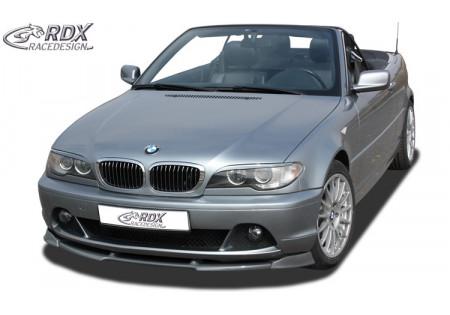 RDX Front Spoiler VARIO-X BMW E46 Coupe / Convertible 2003+