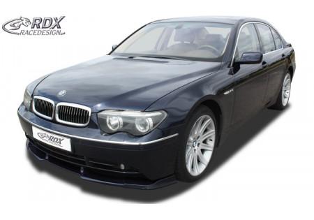RDX Front Spoiler VARIO-X BMW 7-series E65 / E66 -2005