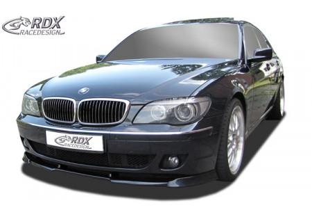 RDX Front Spoiler VARIO-X BMW 7-series E65 / E66 2005+