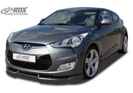 RDX Front Spoiler VARIO-X HYUNDAI Veloster