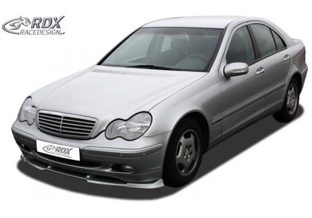 RDX Front Spoiler VARIO-X MERCEDES W203 -2004 Classic/Eleg.