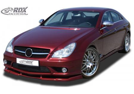 RDX Front Spoiler VARIO-X MERCEDES CLS-Klasse C219 AMG